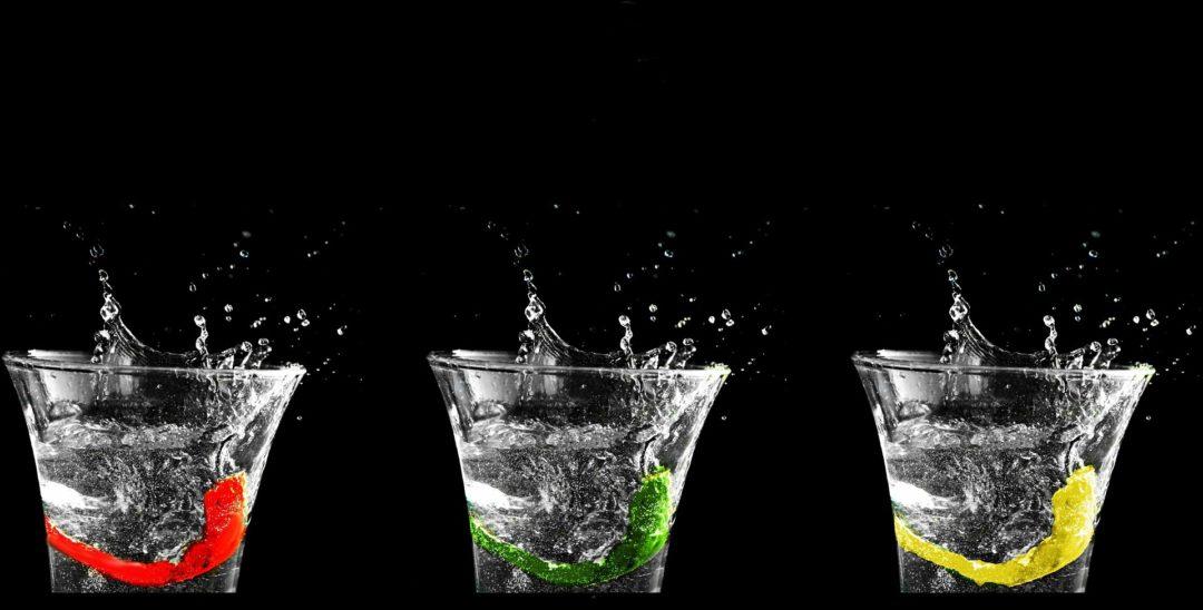 Como beber mais água